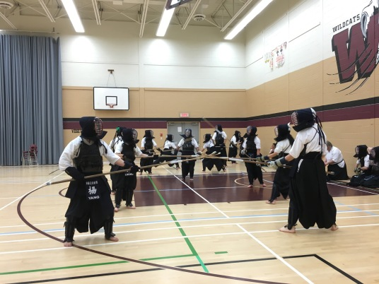 CNF Seminar and Taikai, Oct 2017
